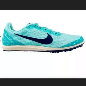 NEW Nike Womens Zoom Rival D 10 Track Spike Shoes